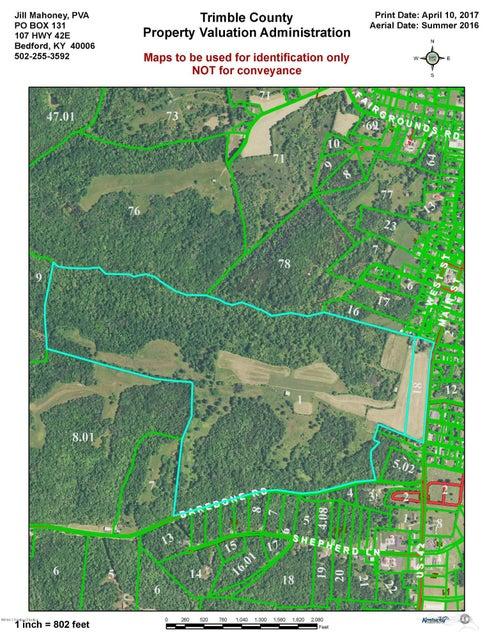 Farm / Ranch / Plantation for Sale at 25 Ball Lane 25 Ball Lane Bedford, Kentucky 40006 United States