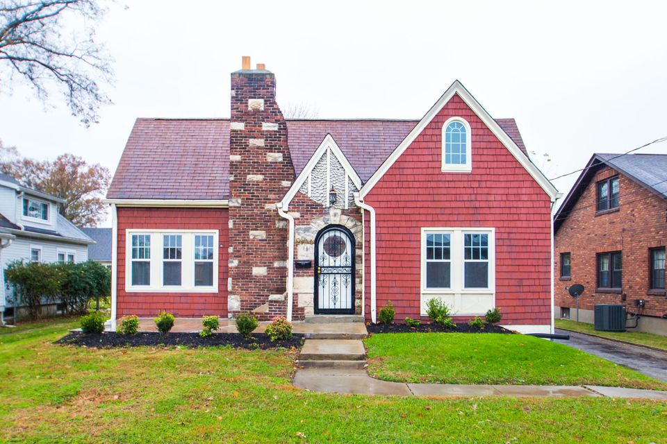 Single Family Home for Sale at 2104 Crums Lane 2104 Crums Lane Louisville, Kentucky 40216 United States