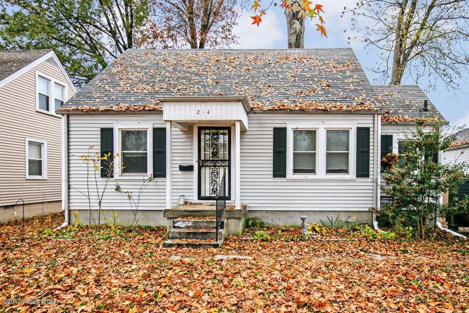 Single Family Home for Sale at 214 W Esplanade Avenue 214 W Esplanade Avenue Louisville, Kentucky 40214 United States