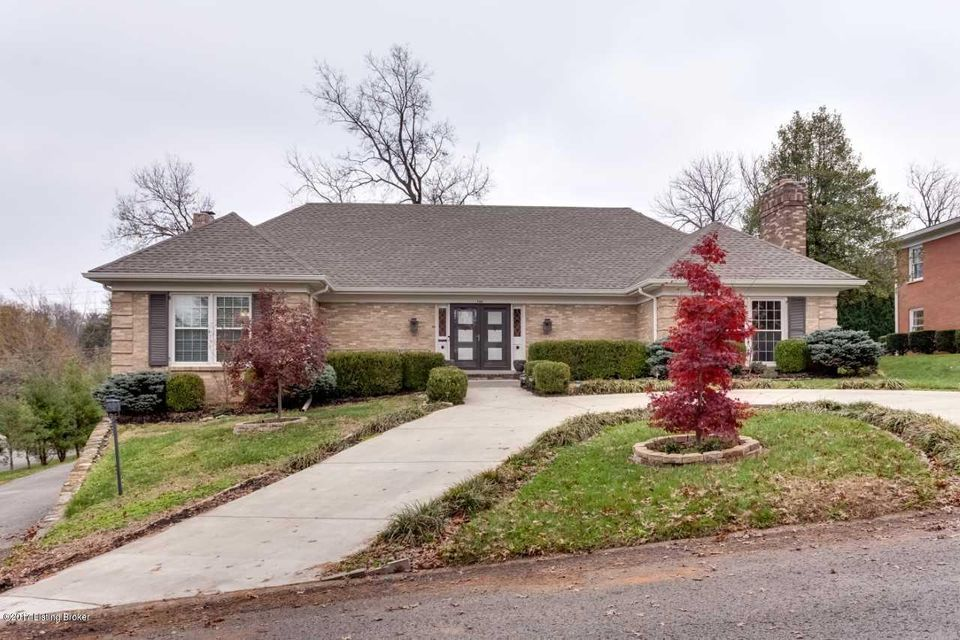 Single Family Home for Sale at 703 Briar Hill Road 703 Briar Hill Road Louisville, Kentucky 40206 United States