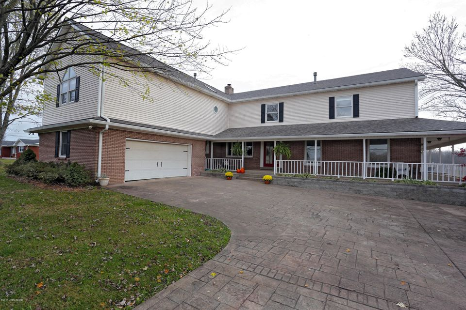 Single Family Home for Sale at 10221 Stricker Road 10221 Stricker Road Memphis, Indiana 47143 United States