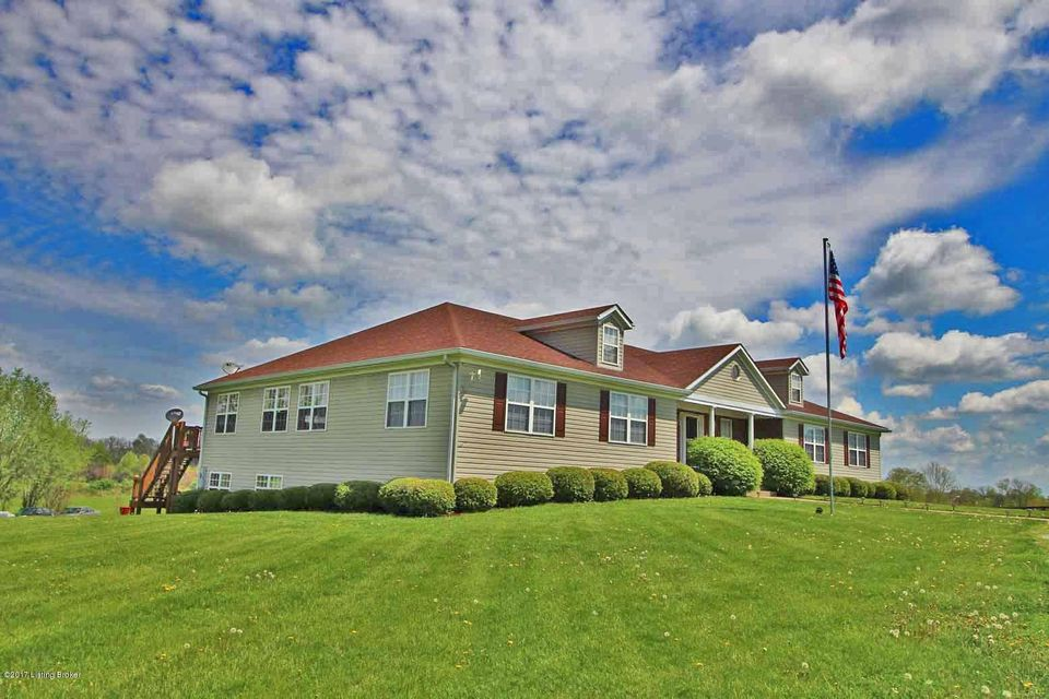 Single Family Home for Sale at 116 Trammell Lane 116 Trammell Lane Bagdad, Kentucky 40003 United States