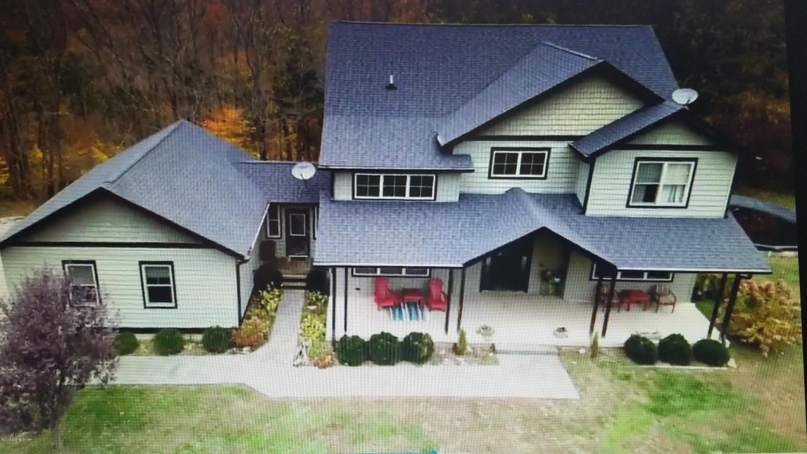 Single Family Home for Sale at 580 Little Elk Road 580 Little Elk Road Mount Eden, Kentucky 40046 United States