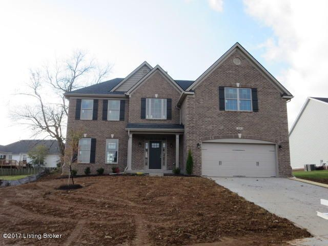 Single Family Home for Sale at 208 Chestnut Grove Court 208 Chestnut Grove Court Louisville, Kentucky 40023 United States