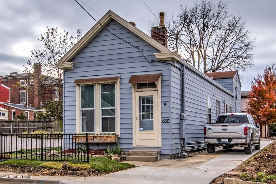 Single Family Home for Sale at 1550 Frankfort Avenue 1550 Frankfort Avenue Louisville, Kentucky 40206 United States