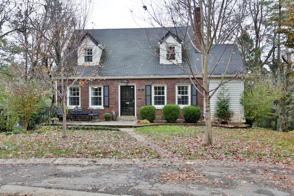 Single Family Home for Sale at 1815 Gresham Road 1815 Gresham Road Louisville, Kentucky 40205 United States