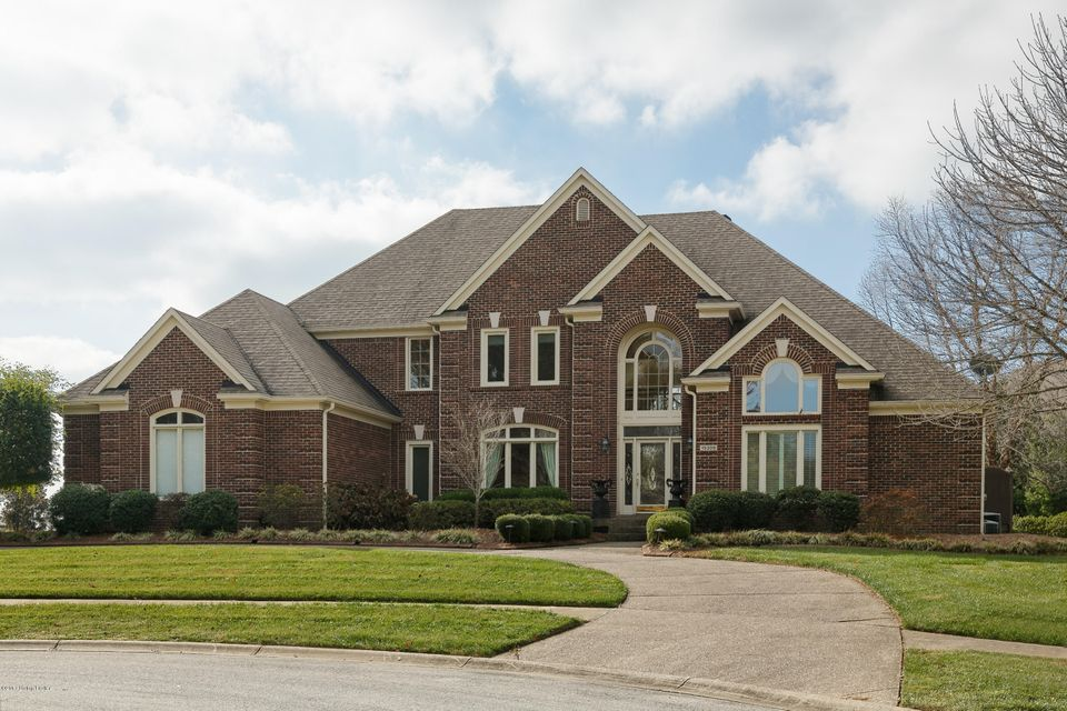 Single Family Home for Sale at 15306 Fairway Vista Place 15306 Fairway Vista Place Louisville, Kentucky 40245 United States