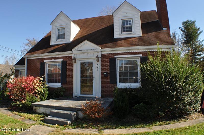 Single Family Home for Sale at 505 N Main Street 505 N Main Street Elizabethtown, Kentucky 42701 United States