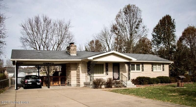 Single Family Home for Sale at 240 Cedarview Drive 240 Cedarview Drive Shepherdsville, Kentucky 40165 United States