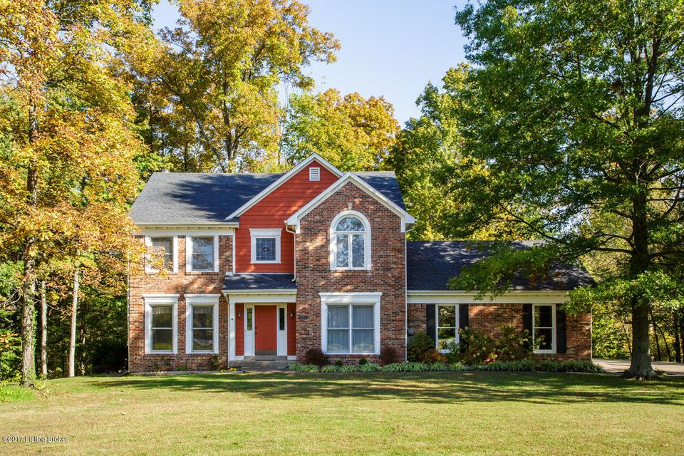 Single Family Home for Sale at 4736 Grand Dell Drive 4736 Grand Dell Drive Crestwood, Kentucky 40014 United States