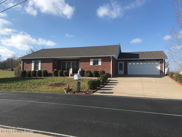 Single Family Home for Sale at 57 Lookout Drive 57 Lookout Drive Brandenburg, Kentucky 40108 United States