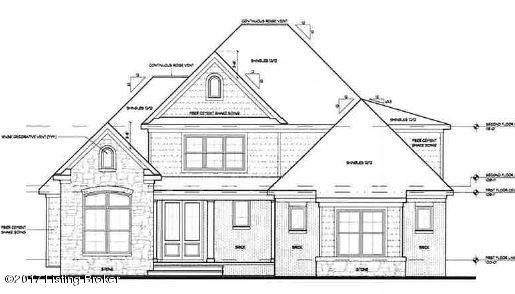 Single Family Home for Sale at Lot 29 Faye Meadow Court Lot 29 Faye Meadow Court Pewee Valley, Kentucky 40056 United States