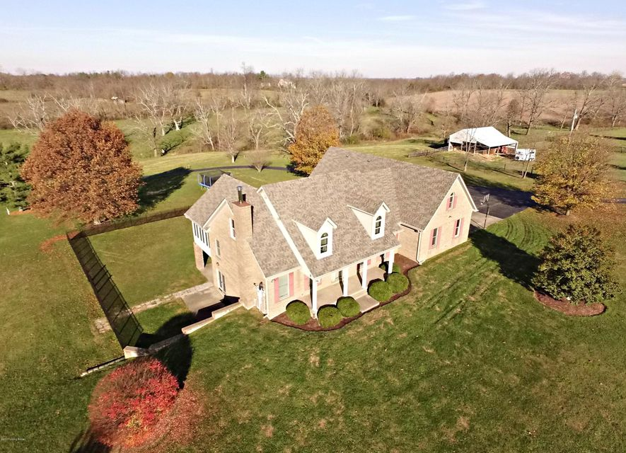 Single Family Home for Sale at 700 Harrington Mill Road 700 Harrington Mill Road Shelbyville, Kentucky 40065 United States