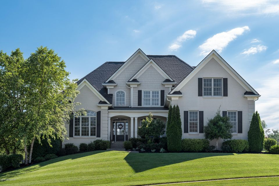 Single Family Home for Sale at 1807 Ashford Drive 1807 Ashford Drive Goshen, Kentucky 40026 United States
