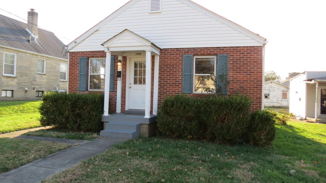 Single Family Home for Rent at 1248 Schiller Avenue 1248 Schiller Avenue Louisville, Kentucky 40204 United States