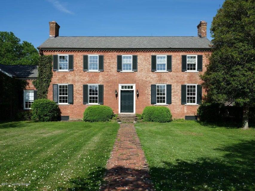 Single Family Home for Sale at 1401 Stone Lane 1401 Stone Lane Goshen, Kentucky 40026 United States