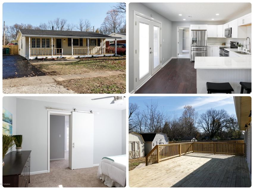 Single Family Home for Sale at 3311 Ethelwood Drive 3311 Ethelwood Drive Jeffersontown, Kentucky 40299 United States
