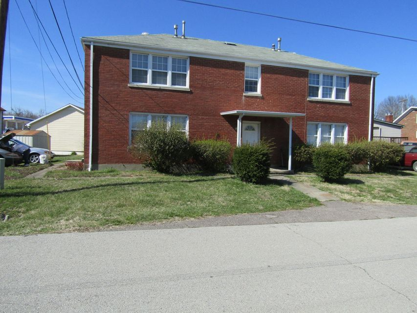 Single Family Home for Rent at 106 Harris Street 106 Harris Street Muldraugh, Kentucky 40155 United States