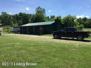 Single Family Home for Sale at 770 Campground Lane 770 Campground Lane Springfield, Kentucky 40069 United States