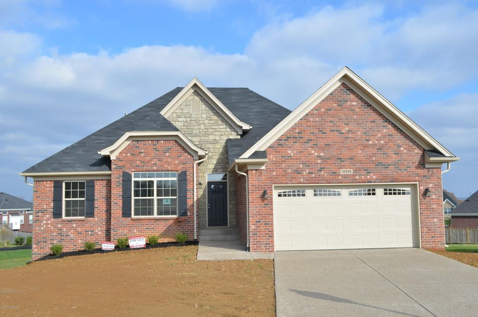 Single Family Home for Sale at Lot 46 Crooked Oak Way Lot 46 Crooked Oak Way Louisville, Kentucky 40291 United States