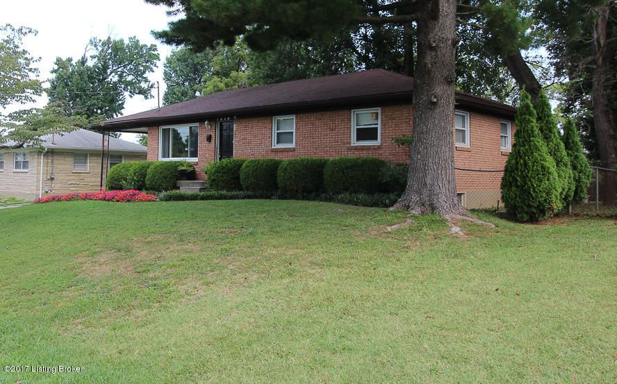 Single Family Home for Sale at 6801 Cindy Drive 6801 Cindy Drive Louisville, Kentucky 40258 United States