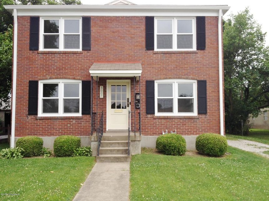 Single Family Home for Rent at 3007 Bowman Avenue 3007 Bowman Avenue Louisville, Kentucky 40205 United States