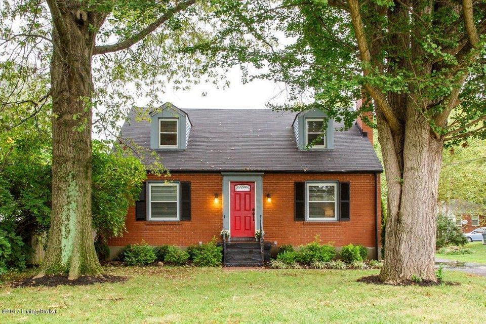 Single Family Home for Sale at 4437 Taylorsville Road 4437 Taylorsville Road Louisville, Kentucky 40220 United States