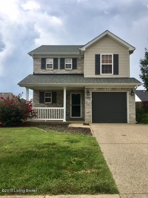 Single Family Home for Rent at 7008 Hollow Oak Drive 7008 Hollow Oak Drive Louisville, Kentucky 40291 United States