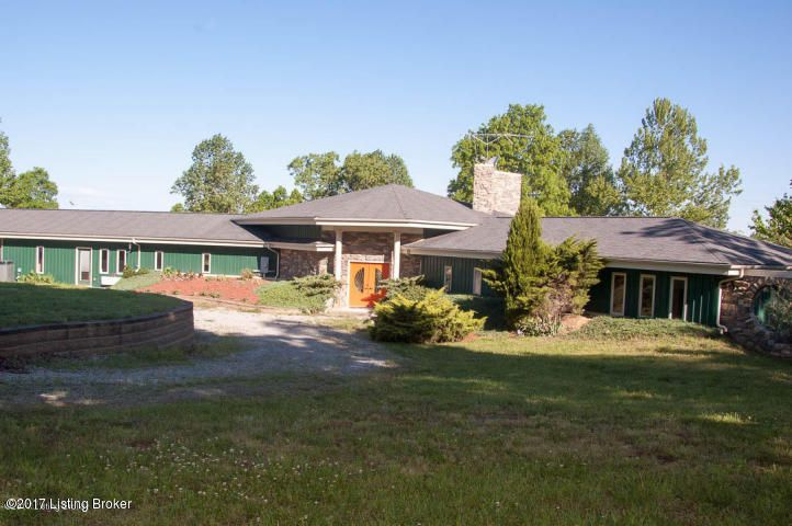 Single Family Home for Sale at 2413 Dickey Mill Road 2413 Dickey Mill Road Mammoth Cave, Kentucky 42259 United States