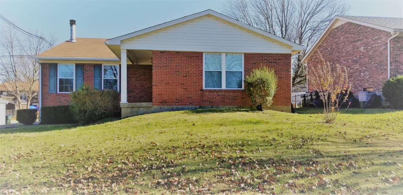Single Family Home for Sale at 2513 Stony Brook Drive 2513 Stony Brook Drive Jeffersontown, Kentucky 40220 United States