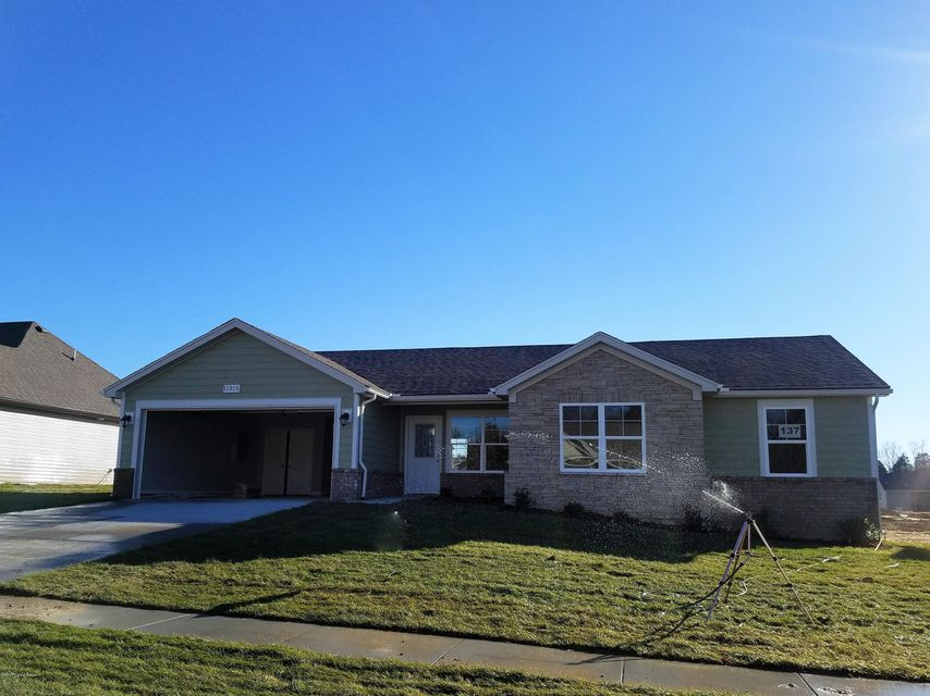 Single Family Home for Sale at 11315 Pebble Trace 11315 Pebble Trace Louisville, Kentucky 40229 United States