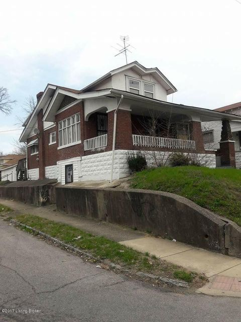 Multi-Family Home for Sale at 4149 Market 4149 Market Louisville, Kentucky 40212 United States