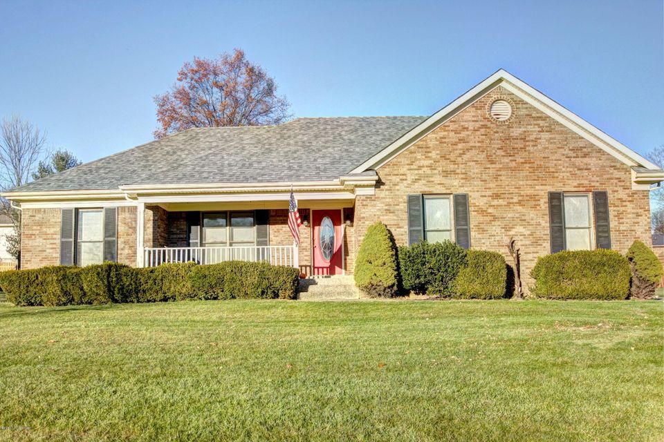 Single Family Home for Sale at 12309 Warner Drive 12309 Warner Drive Goshen, Kentucky 40026 United States