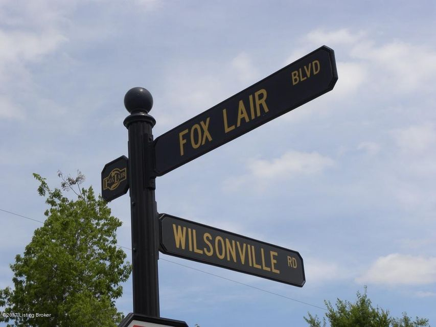 Land for Sale at LOT 71 Fox Lair LOT 71 Fox Lair Fisherville, Kentucky 40023 United States