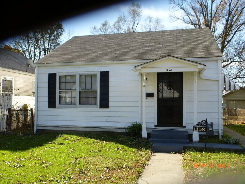 Single Family Home for Rent at 1158 Lincoln Avenue 1158 Lincoln Avenue Louisville, Kentucky 40208 United States