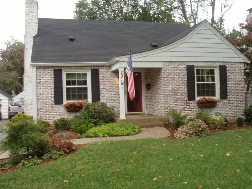 Single Family Home for Rent at 4016 Hillsboro Road 4016 Hillsboro Road Louisville, Kentucky 40207 United States