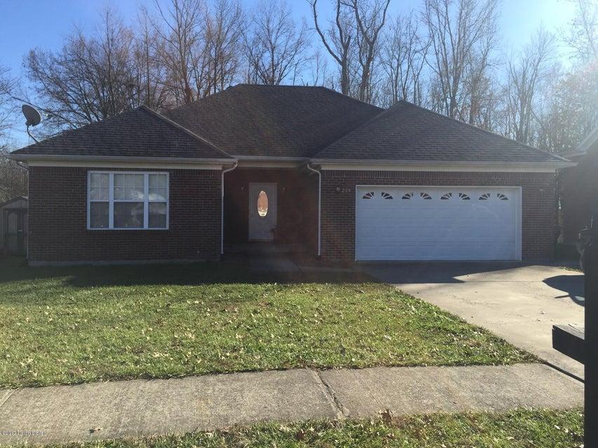 Single Family Home for Sale at 203 Nancy Drive 203 Nancy Drive Shepherdsville, Kentucky 40165 United States