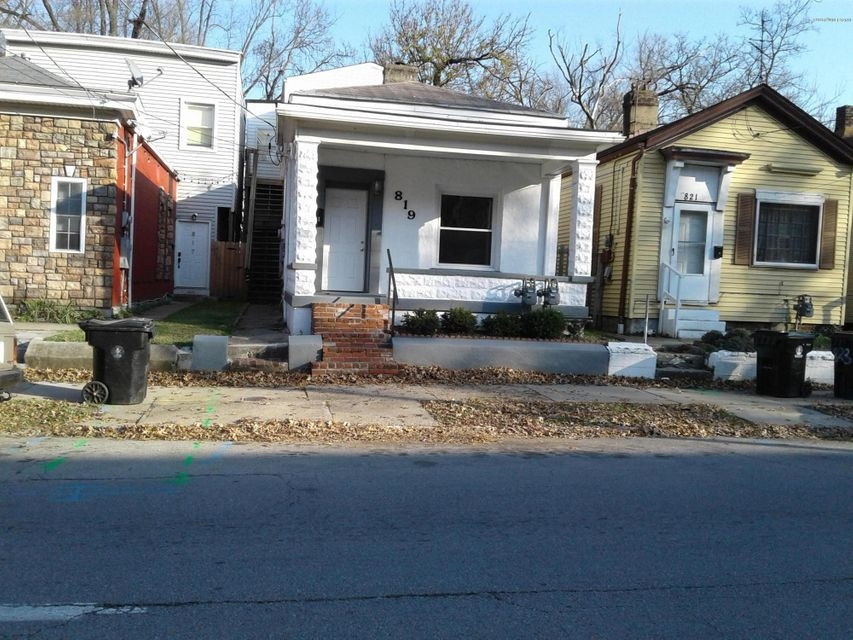 Single Family Home for Rent at 819 S Jackson Street 819 S Jackson Street Louisville, Kentucky 40203 United States