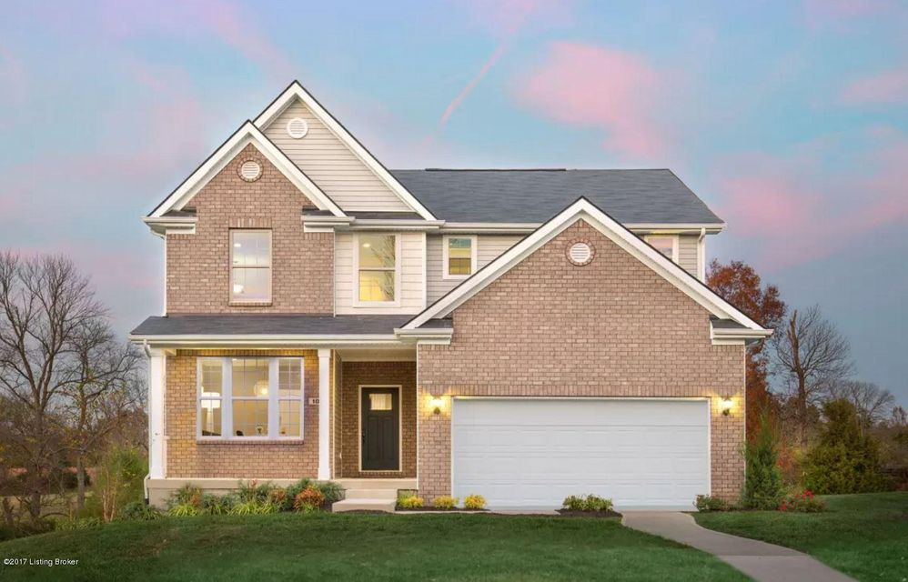 Single Family Home for Sale at 1074 Autumn Crest Lane 1074 Autumn Crest Lane Louisville, Kentucky 40245 United States