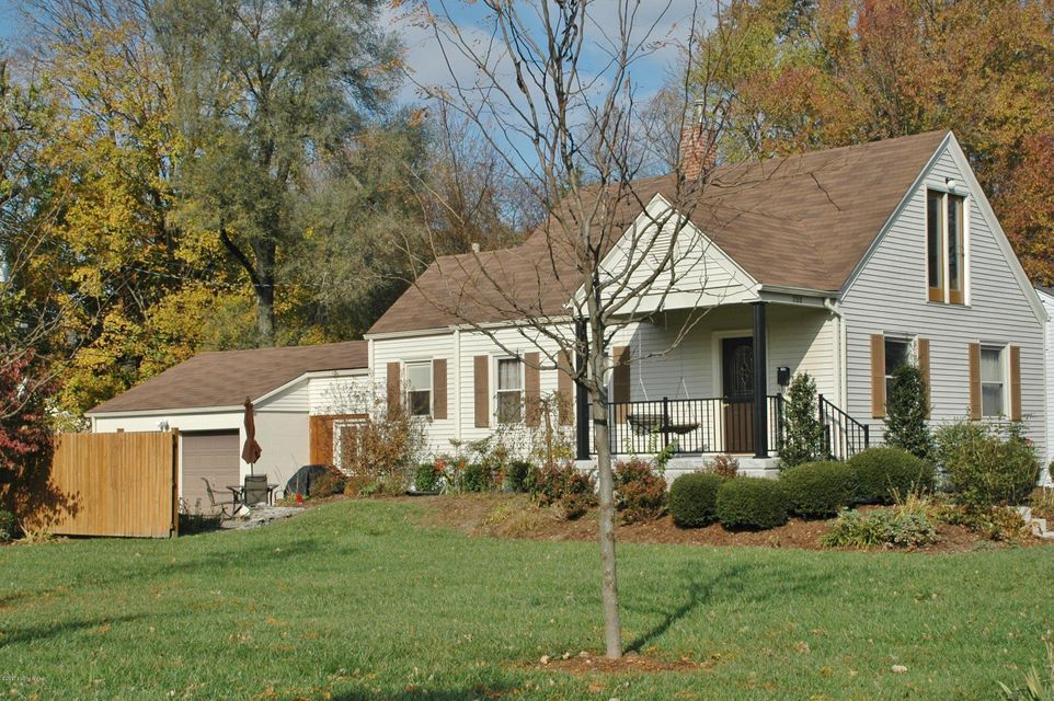 Single Family Home for Sale at 200 mcarthur Drive 200 mcarthur Drive Louisville, Kentucky 40207 United States