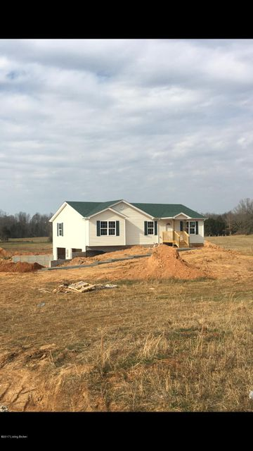 Single Family Home for Sale at Lot 16 Harris School Road Lot 16 Harris School Road Cecilia, Kentucky 42724 United States