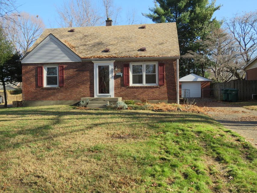 Single Family Home for Sale at 2833 Yorkshire Blvd 2833 Yorkshire Blvd Louisville, Kentucky 40220 United States