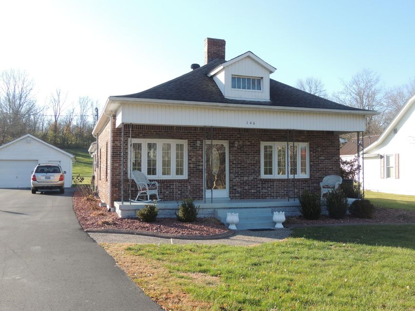 Single Family Home for Sale at 146 Riverside Drive 146 Riverside Drive Bloomfield, Kentucky 40008 United States