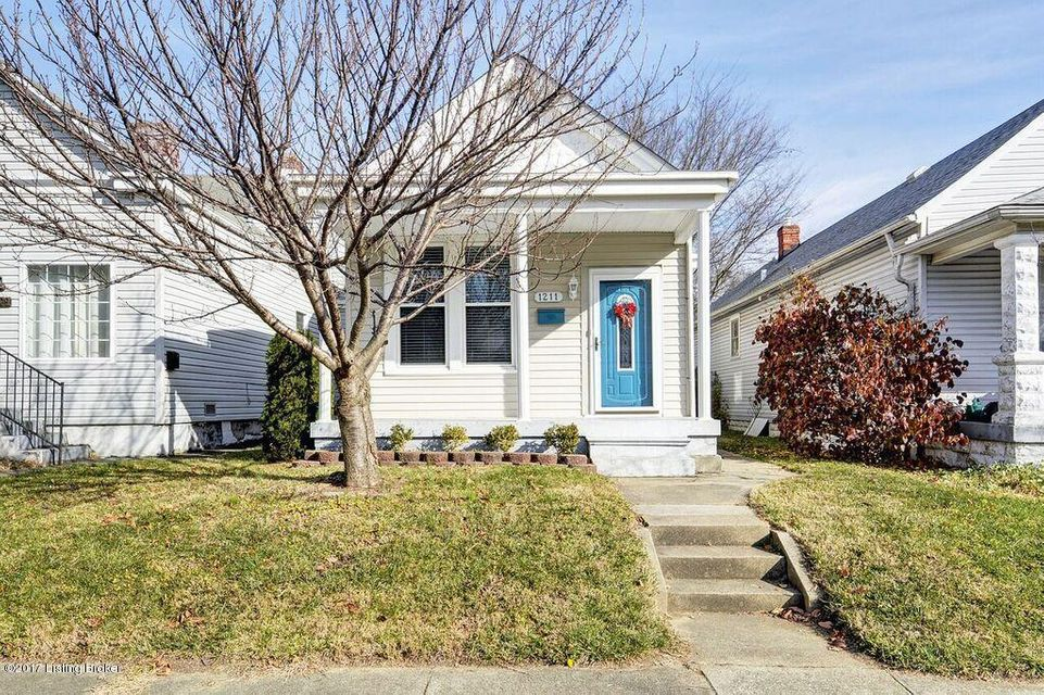 Single Family Home for Sale at 1211 Fischer Avenue 1211 Fischer Avenue Louisville, Kentucky 40204 United States
