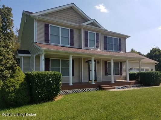 Single Family Home for Sale at 255 Harrington Avenue 255 Harrington Avenue Brandenburg, Kentucky 40108 United States