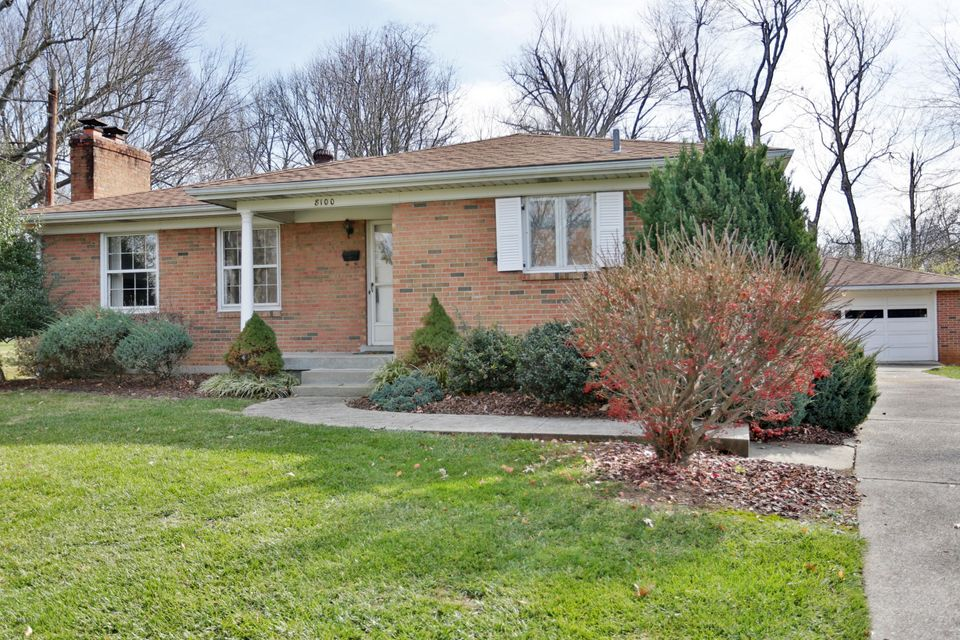 Single Family Home for Sale at 8100 Joyce Drive 8100 Joyce Drive Louisville, Kentucky 40219 United States