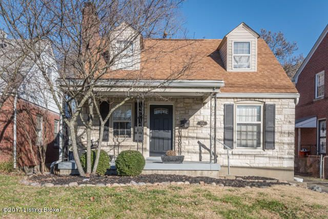 Single Family Home for Sale at 2939 Bon Air Avenue 2939 Bon Air Avenue Louisville, Kentucky 40205 United States