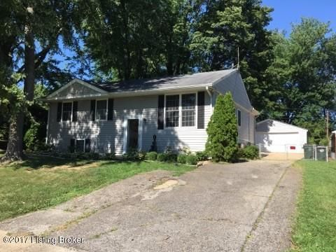 Single Family Home for Sale at 2709 Cranston Drive 2709 Cranston Drive Jeffersontown, Kentucky 40299 United States