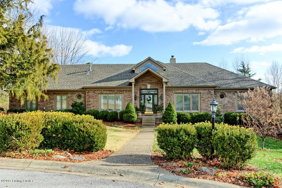 Single Family Home for Sale at 2917 Autumn Court 2917 Autumn Court Prospect, Kentucky 40059 United States