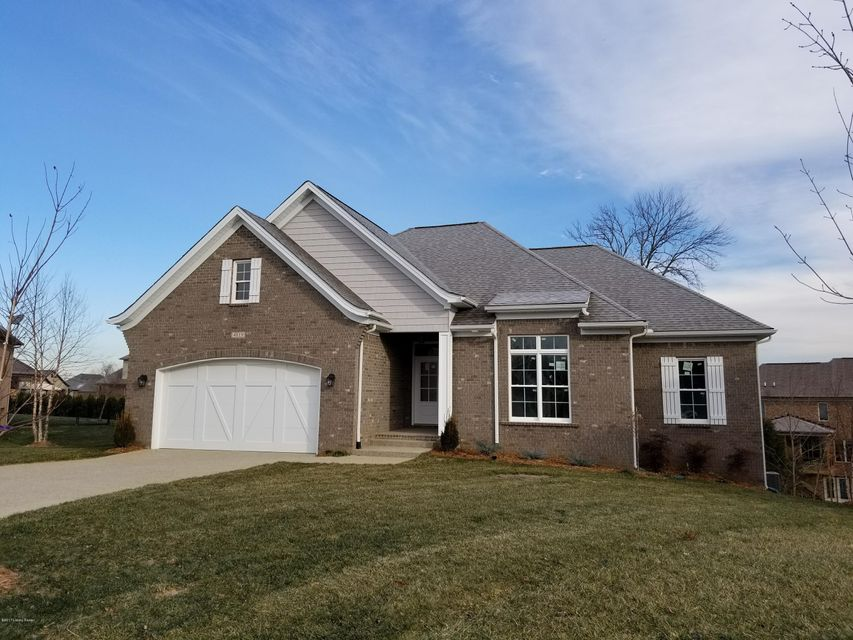 Single Family Home for Sale at 4819 Paddock Springs Drive 4819 Paddock Springs Drive Louisville, Kentucky 40299 United States
